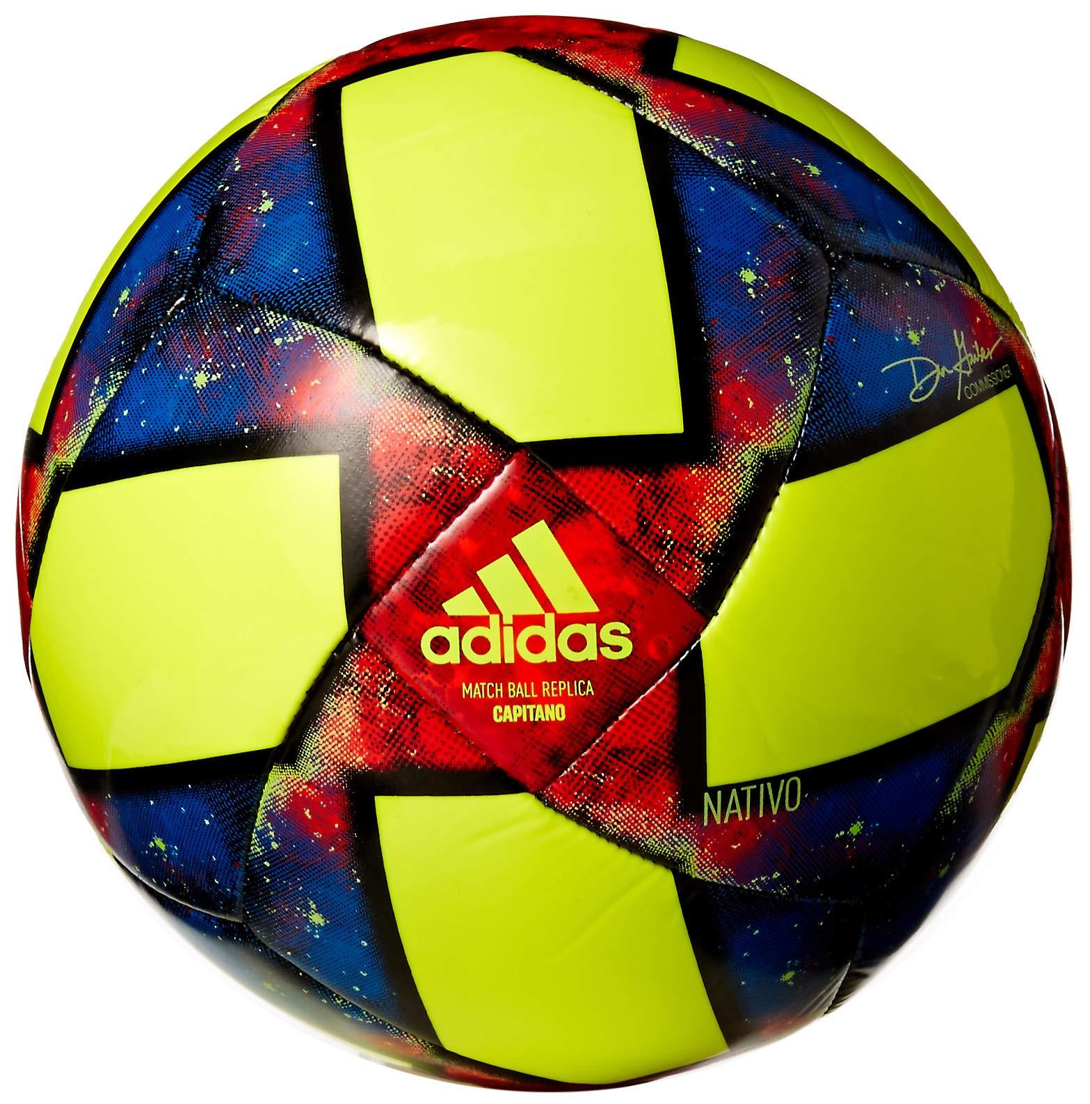 MLS Capitano Soccer Ball