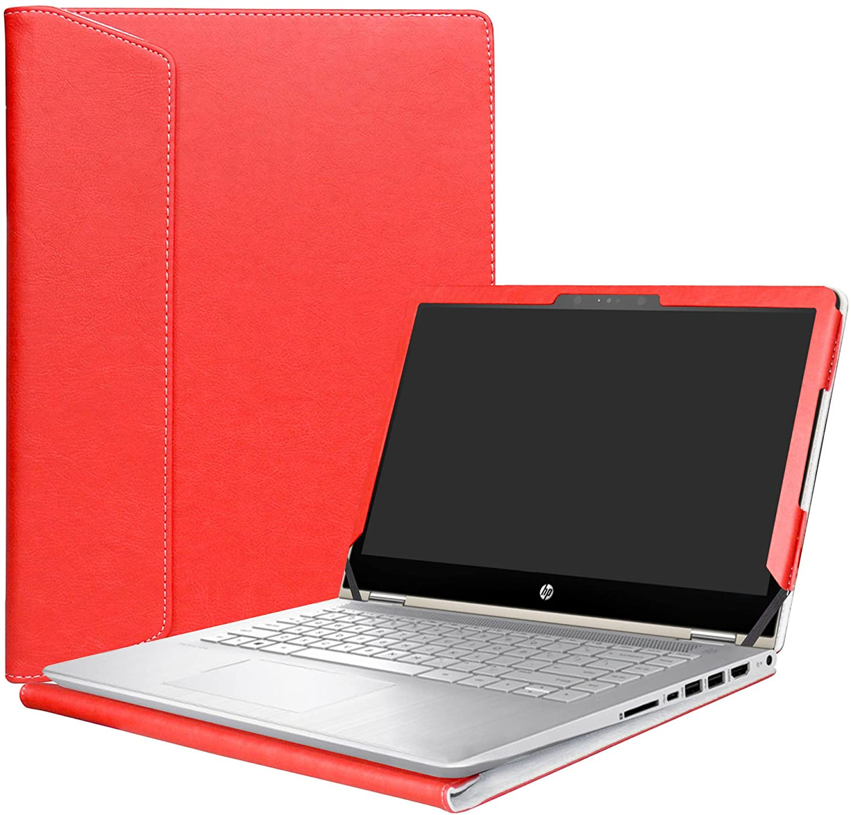 Funda roja para portátil HP Pavilion x360 (xam)