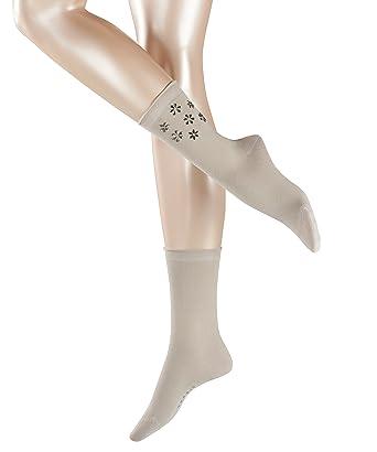 Womens Geometrics Ankle Socks, Opaque pack of 3 Esprit
