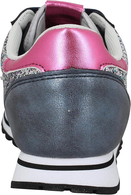 Victoria Cometa Gliter, Baskets Mixte Adulte Jeans