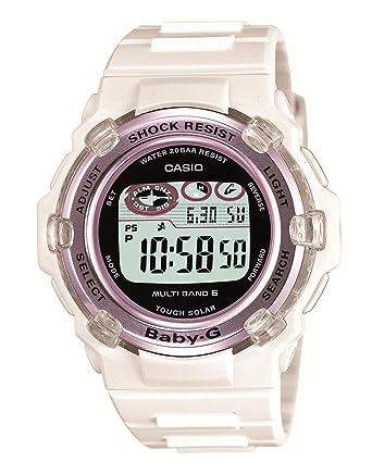 3035ecd1e4 Amazon   [カシオ]CASIO 腕時計 BABY-G ベビージー 電波ソーラー BGR ...