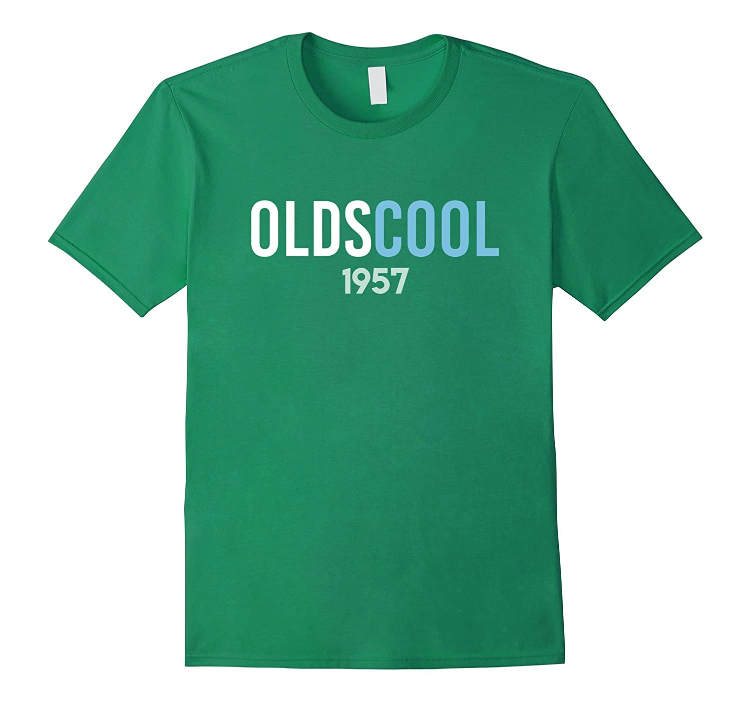 Oldscool 1957 60th Birthday Gift For 60 Year Old T Shirt TD