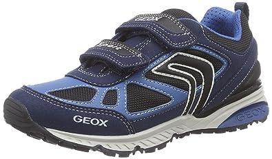 Geox J Bernie - Zapatillas de Deporte para niño: Amazon.es: Zapatos y complementos