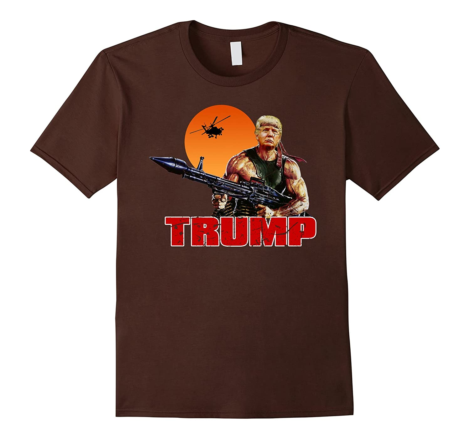Donald Trump Shirt for President Funny Campaign Tee Shirts-TD