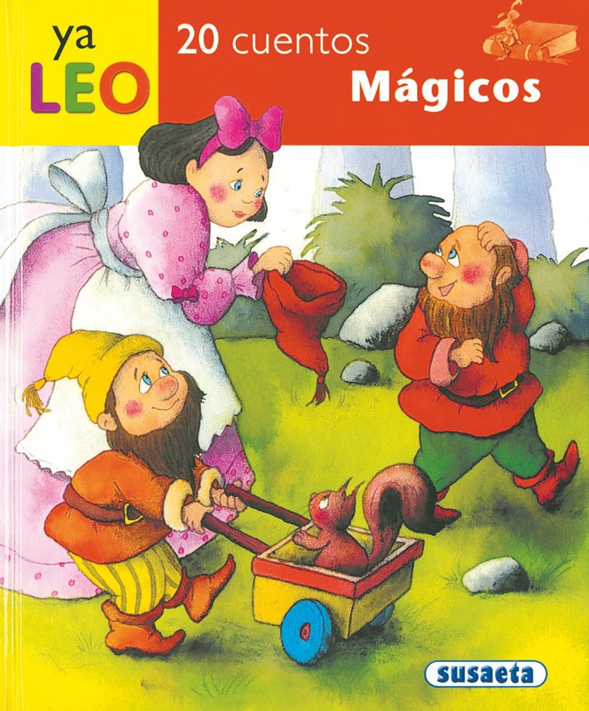 20 Cuentos Magicos (Ya Leo): Amazon.es: Equipo Susaeta, Marife González:  Libros