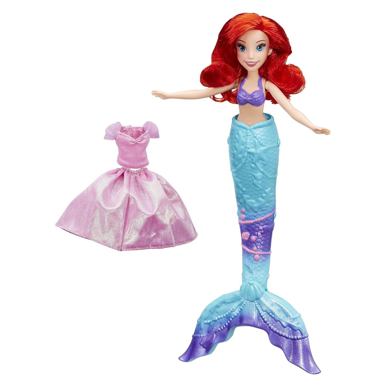Disney Princess Splash Surprise Ariel Doll B9145