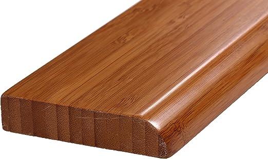 Hand Carved Red Oak Ribbon Onlay Corbel Applique Corbel 8-1//4W X 1-3//4H X 1//2TH OK405