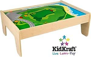 KidKraft Train Table - Natural
