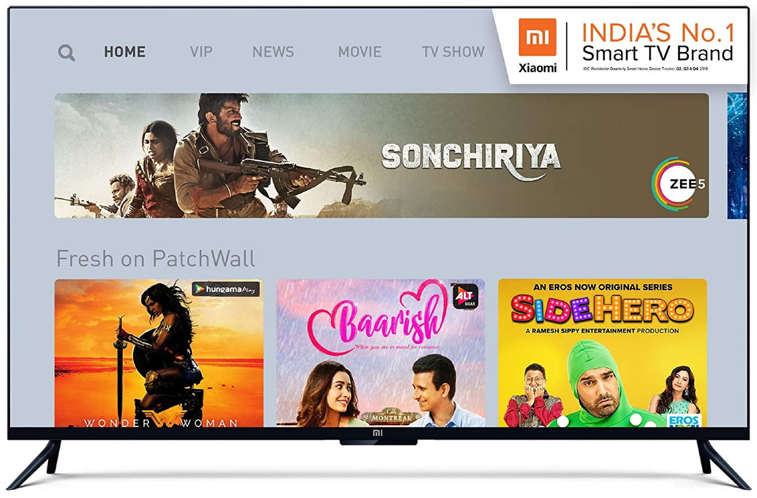 Mi TVs India - Mi LED TV 4 PRO (55)