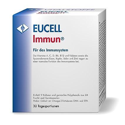 eucell immun Cápsulas