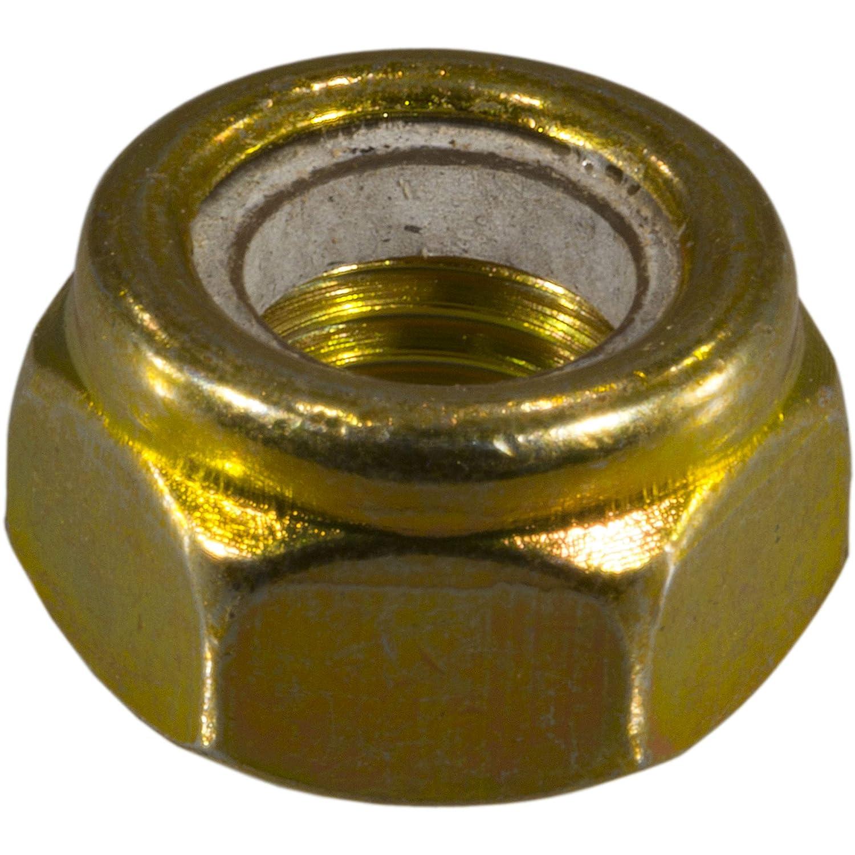 Piece-25 14mm-1.50 Hard-to-Find Fastener 014973278816 Nylon Insert Lock Nuts