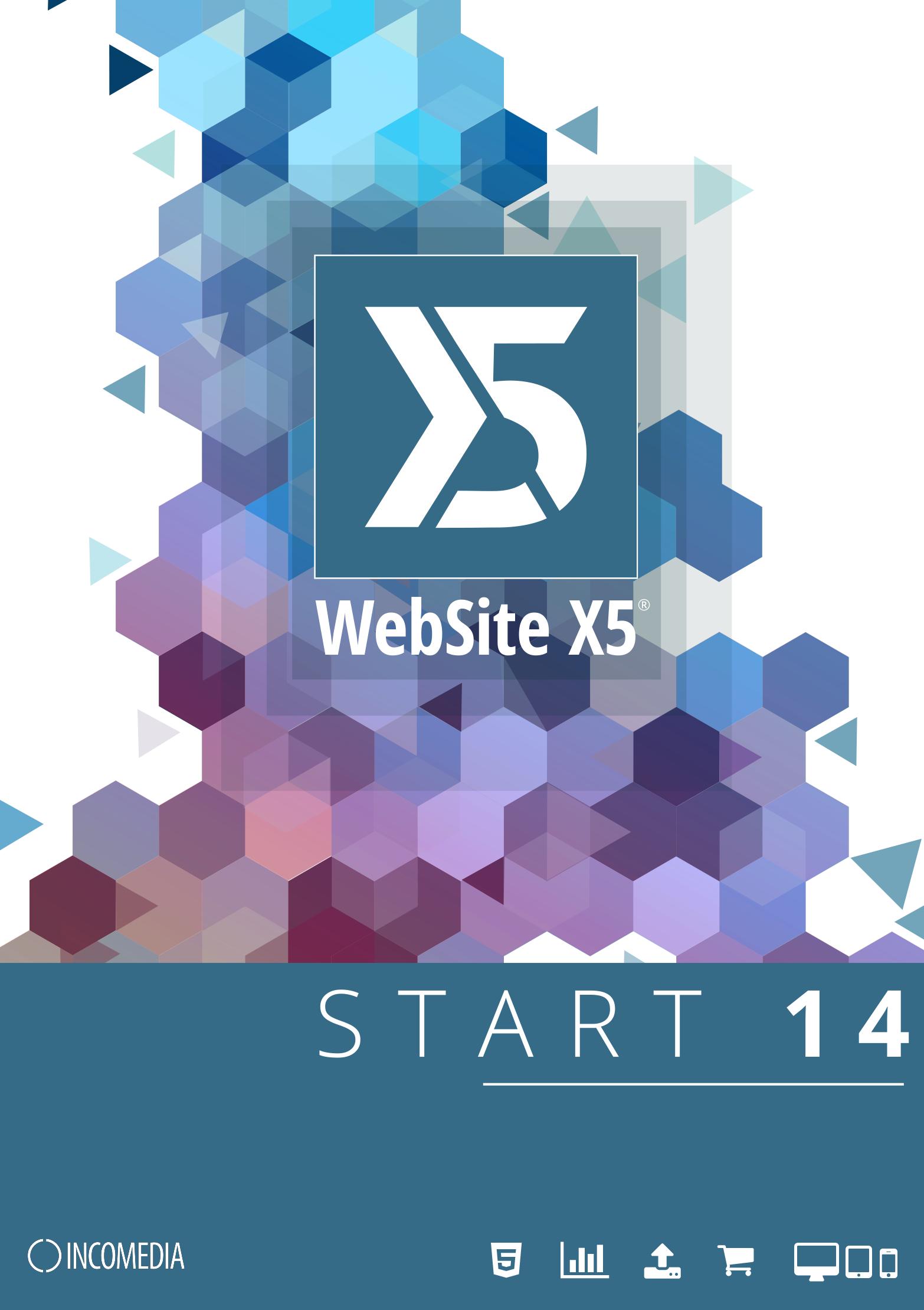 WebSite X5 Start 14 [ESD] [Download]