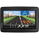 TomTom Start 25 M Europe Traffic Navigationsgerät (Free Lifetime Maps, 13 cm (5 Zoll) Display, TMC, Fahrspurassistent, Parkassistent, IQ Routes, 48 Länder) schwarz