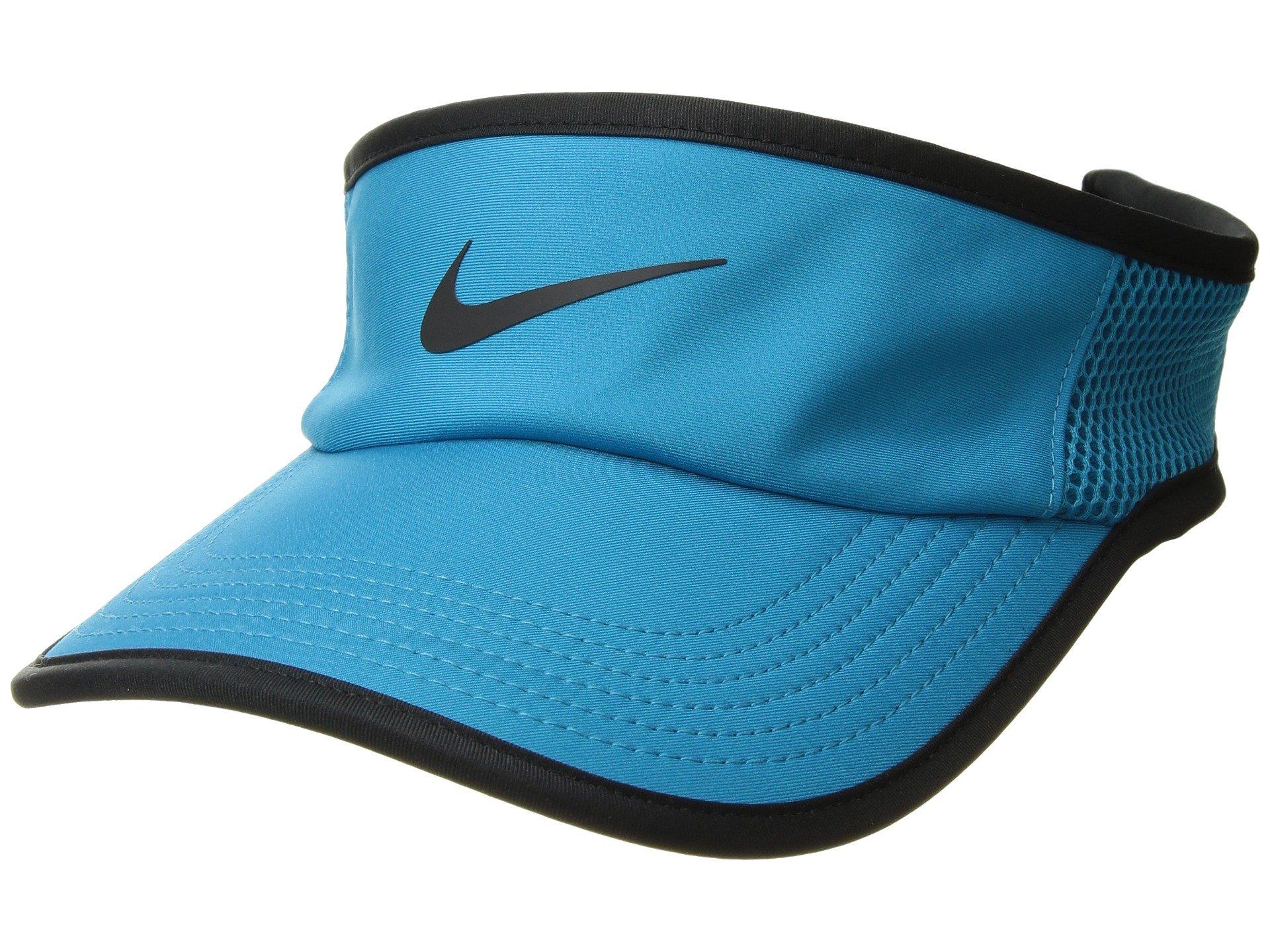 Nike Aerobill Feather Light Adjustable Visor by Nike