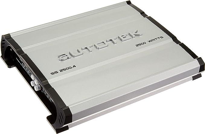 Autotek Ss2500.2 Super Sport Series 2-channel Class Ab Amp 2,500 Watts