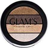 Glam's Eyeshadow Palettes - Pack of 1, Shine & Glow 313