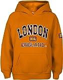 Love Lola recuerdo de niña sudadera Londres por niños sudaderas Hoodies