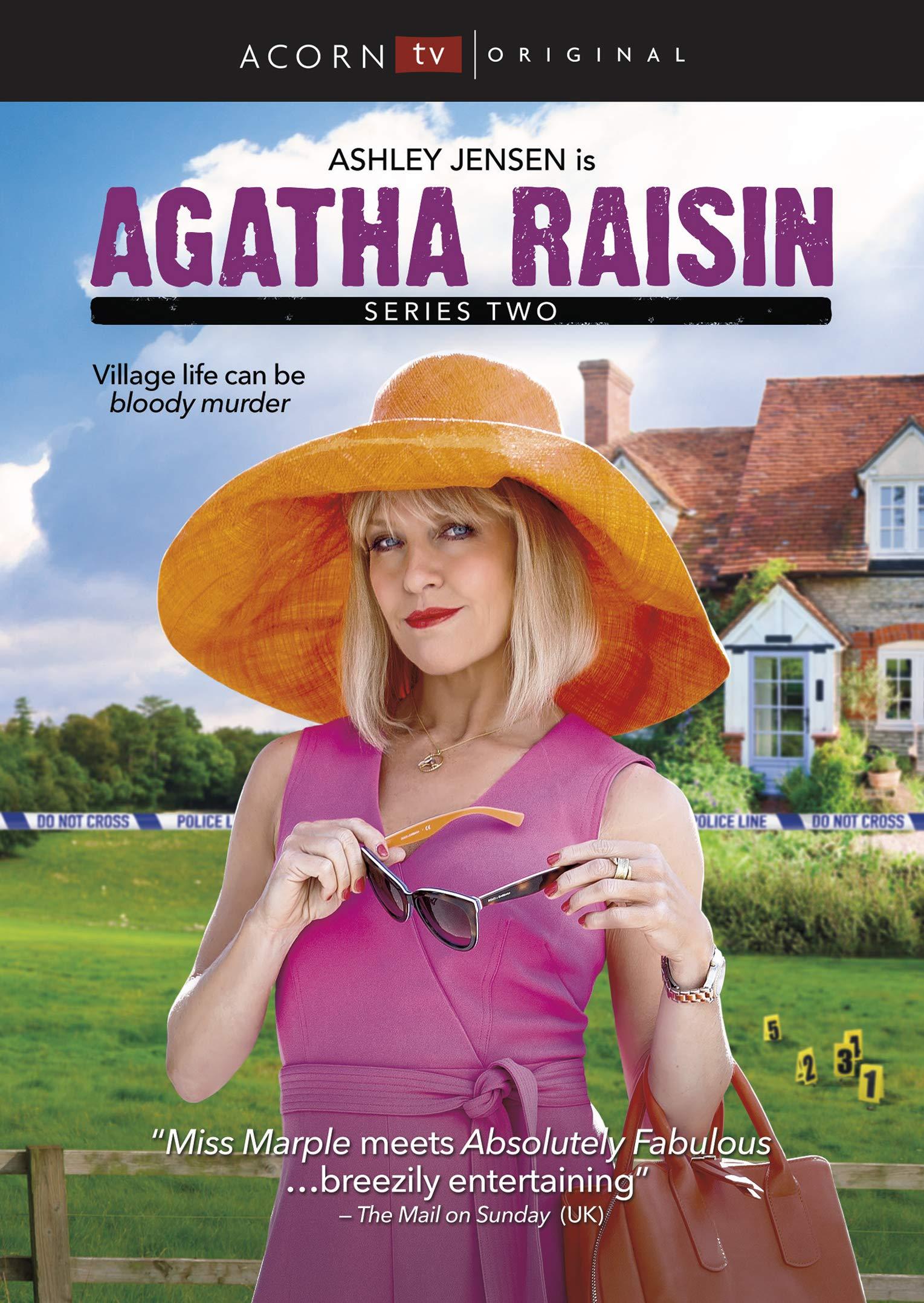 Book Cover: Agatha Raisin: Series 2