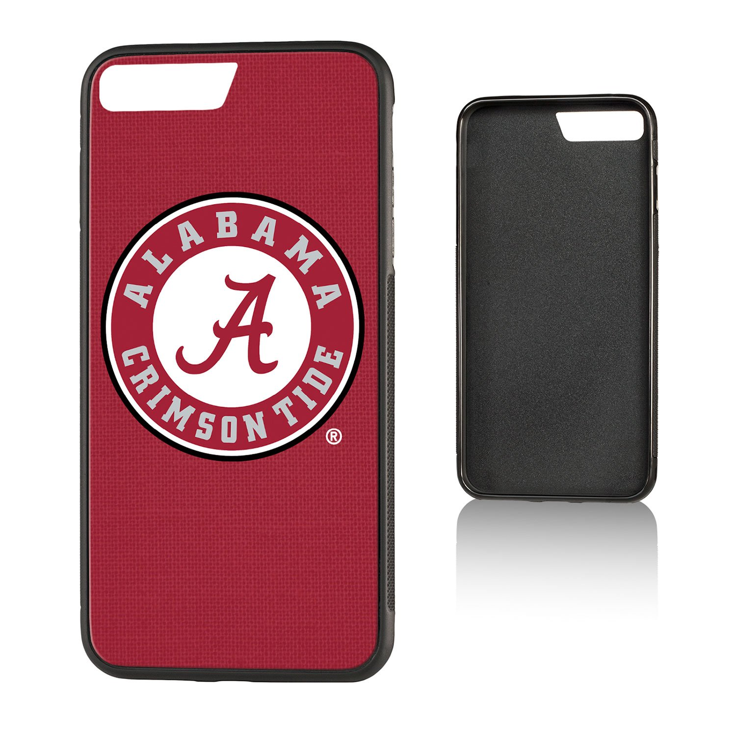 One Size Keyscaper NCAA Alabama Crimson Tide Apple iPhone Clear CaseClear Case Clear
