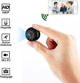 New 8G smallest screw wireless IP Network spy micro nanny Hidden Wifi DIY camera