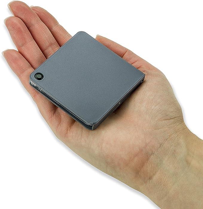 Carson 3x MagniFlip Flip Open Pocket Magnifier with Built In Case