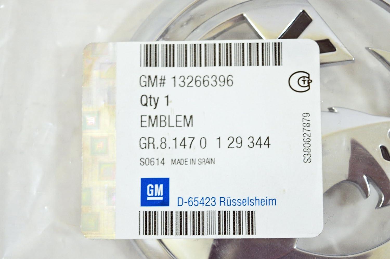 Authentisches Griffin-Abzeichen//-Emblem f/ür die R/ückseite//Heckklappe 13266396 von LSC.