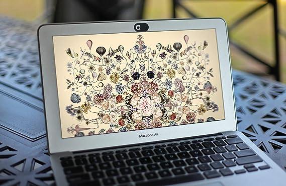 Amazon.com: Diapositiva de la cubierta de la cámara web ...