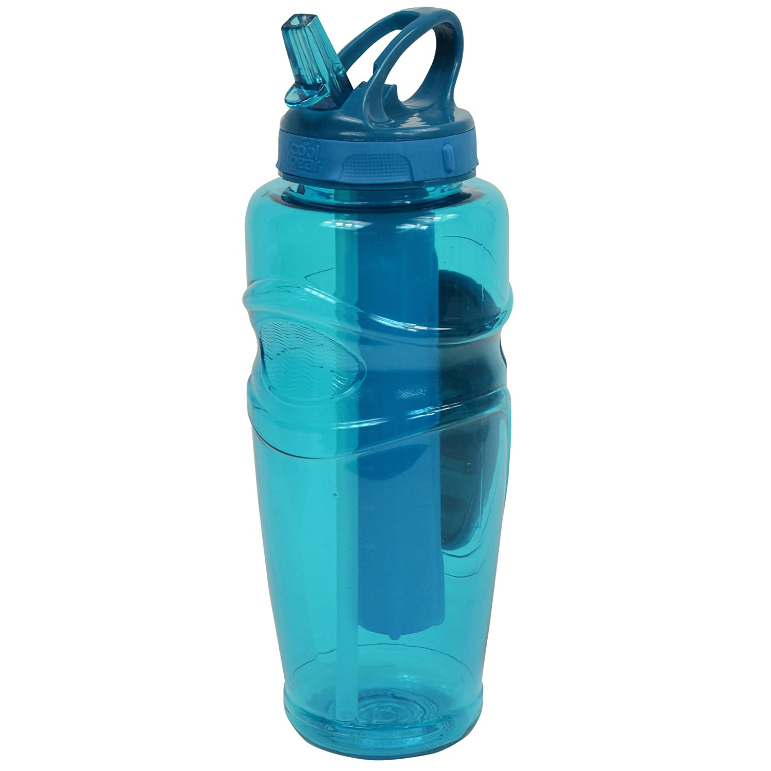 Cool Gear Solstice Bottle, 32 oz, Blue 114-03062