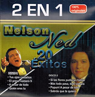 Nelson Ned (2-Discos-en-1, 18 Exitos Originales) Mozart