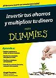 Bolsa Para Dummies: Amazon.es: Josef Ajram: Libros