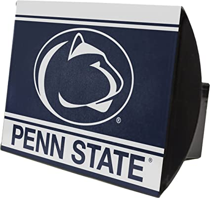 Penn State Nittany Lions Rubber Trailer Hitch Cover