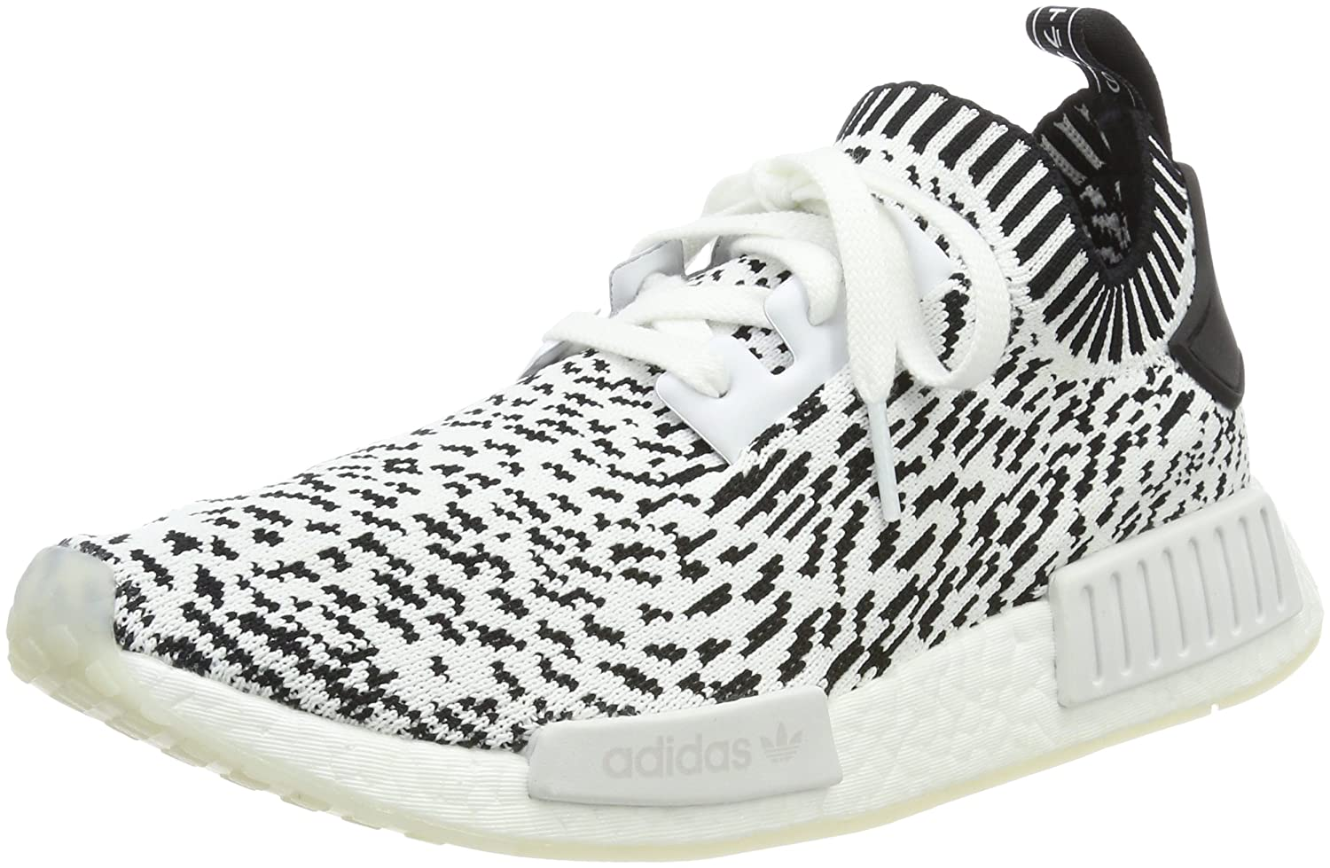 competitive price 0492a 414ae adidas NMD R1 Primeknit (11, BZ0219 White/Black)