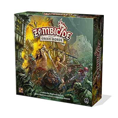 Zombicide Green Horde: Toys & Games