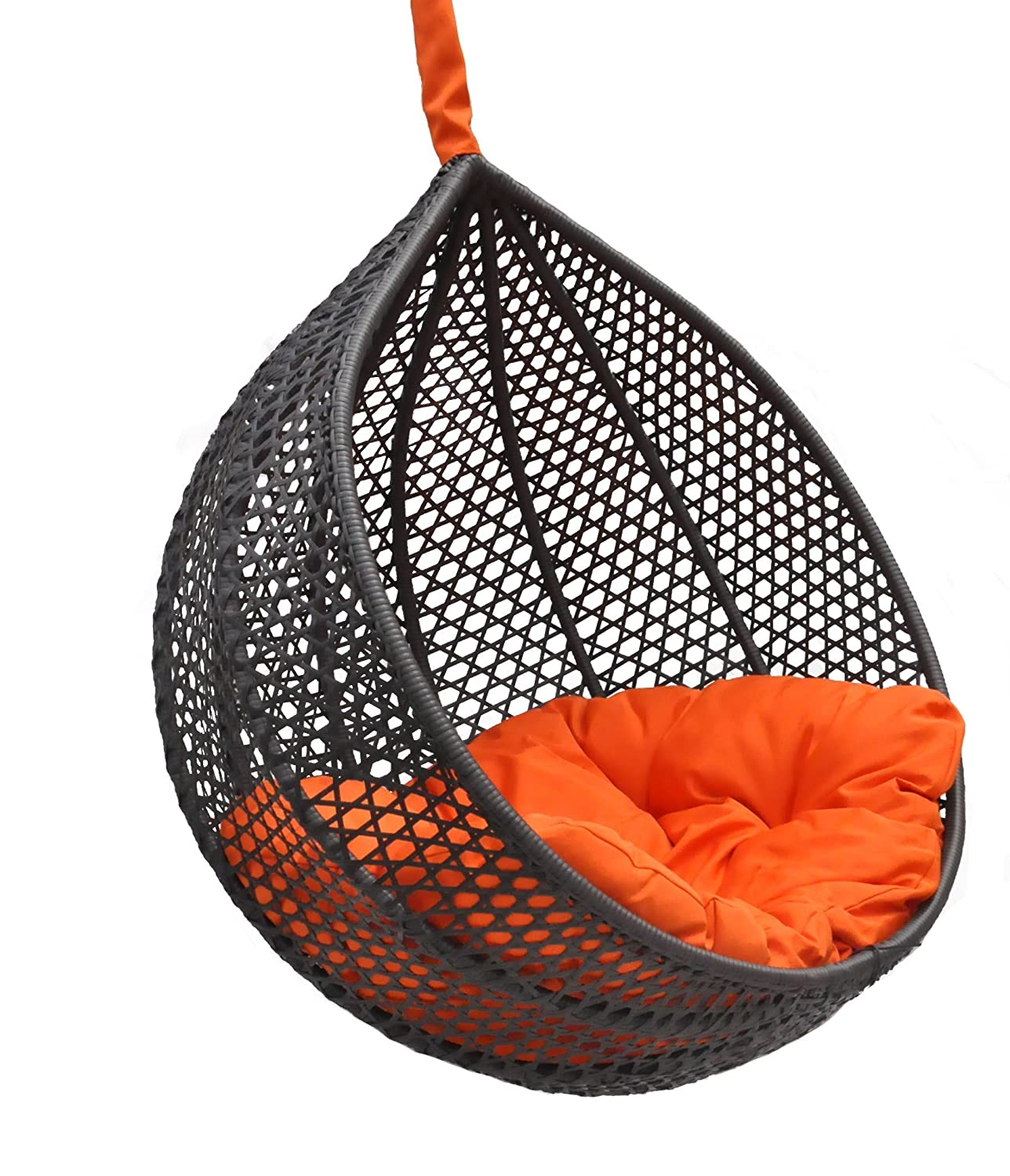 Amazon Ravelo – Vibrant Look Porch Hanging Chair With Stand
