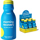 Morning Recovery: Patent-Pending Liver Detox Drink (Pack of 6) - New & Improved Original Lemon Flavor - Highly…