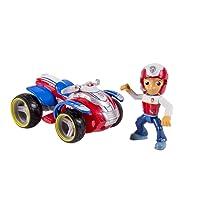 PAW Patrol Vehículo Básico ATV con Figura de Ryder