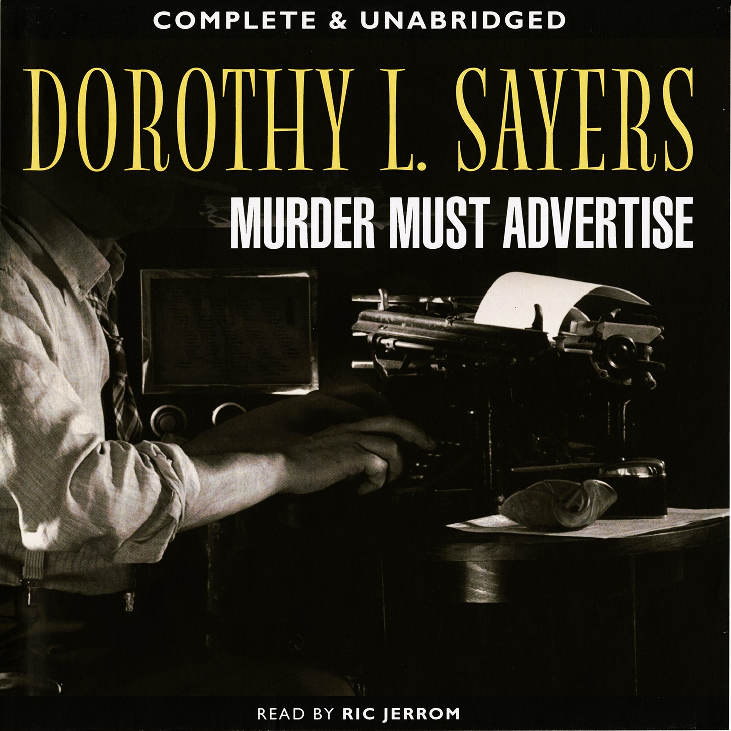Download Murder Must Advertise: By Dorothy L. Sayers (Unabridged Audiobook 10cds) pdf