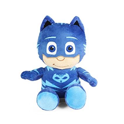 FAB Starpoint Disney PJ Masks Blue Plush Coin Bank Catboy