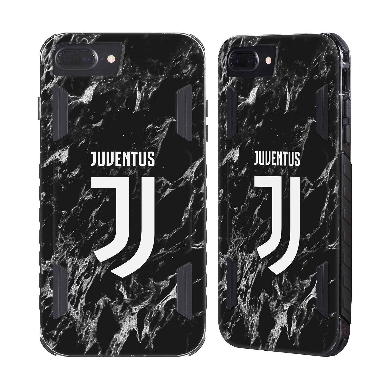 Ufficiale Juventus Football Club Nero 2017/18 Marmoreo Nero Evolution Case per iPhone X/iPhone XS Head Case Designs H5801-IPHX-JFCMAR-BLK