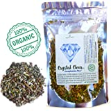 Modest Earth Crystal Clear Tea   100% ORGANIC Herbal Acne Remedy   Liver & Skin Detox Aid   Natural Treatment Regimen   Glowing Skin Care Routine   OVER 2 WEEKS OF SERVINGS (2.83 OZ)