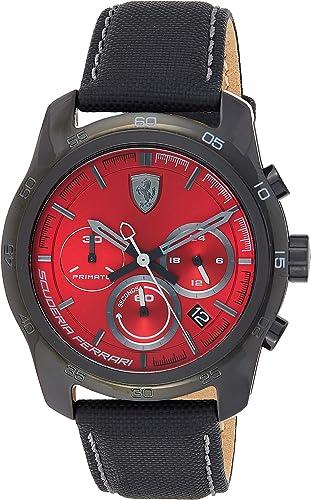 Scuderia Ferrari Watches Mod Primato Amazon De Uhren