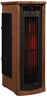 Duraflame Portable Electric Infrared Quartz Oscillation Tower Heater