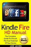 New Kindle Fire HD Manual: The Complete User