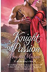 Knight of Passion (All the King's Men Book 3) Kindle Edition
