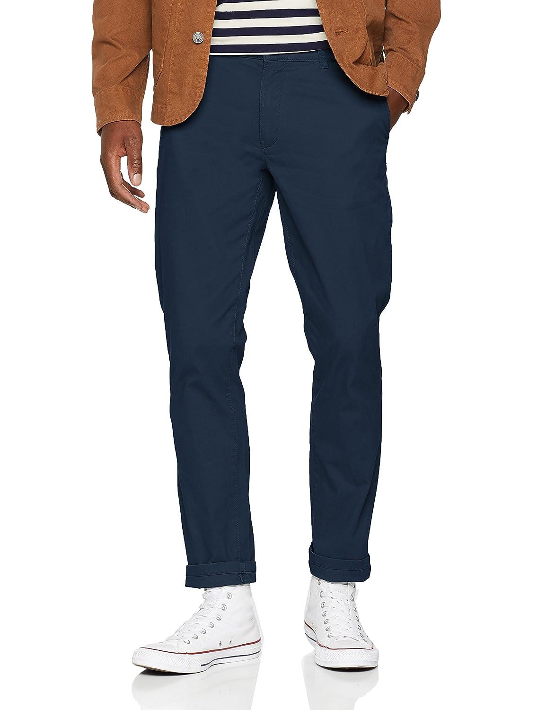 TALLA 31W / 32L. SELECTED HOMME Slhstraight-Paris M. Ocean Pants W Noos, Pantalones para Hombre