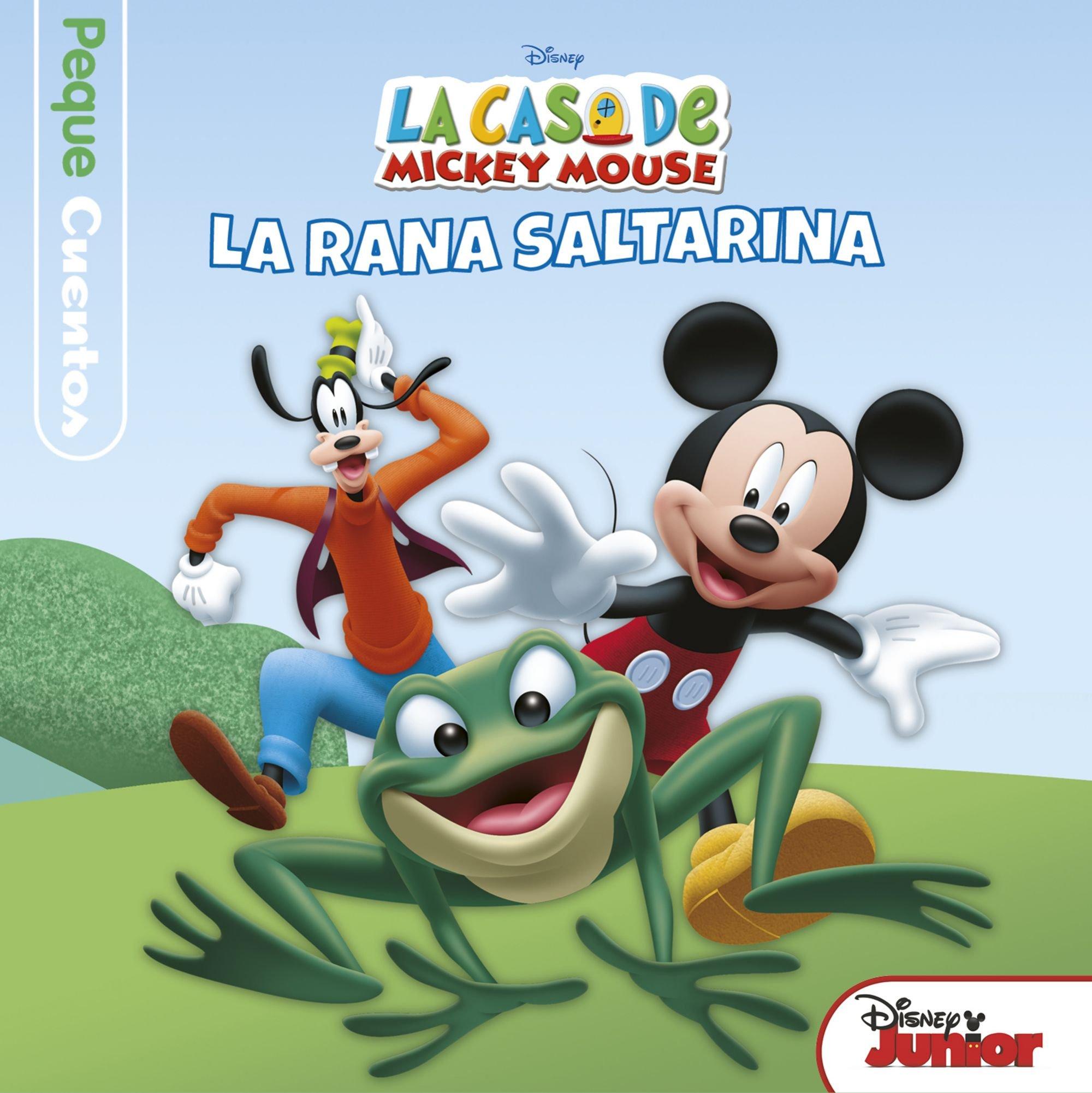 La Casa De Mickey Mouse. Vamos A Buscar Colores Libros de cartón ...