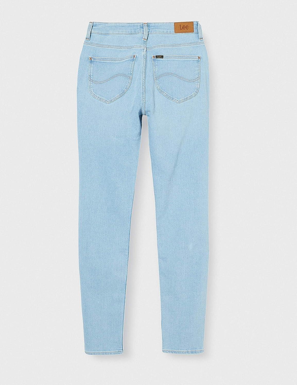 Lee Womens Scarlett High Skinny Jeans