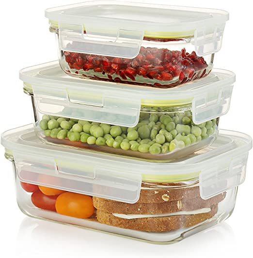 Amazon.com: komax Horno Alimentos Seguros vidrio ...