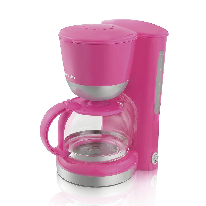 Uncategorized Pink Small Kitchen Appliances hamilton beach brands inc ensemble extra wide pink 2 slice swan coffee maker amazoncouk kitchen home small appliances