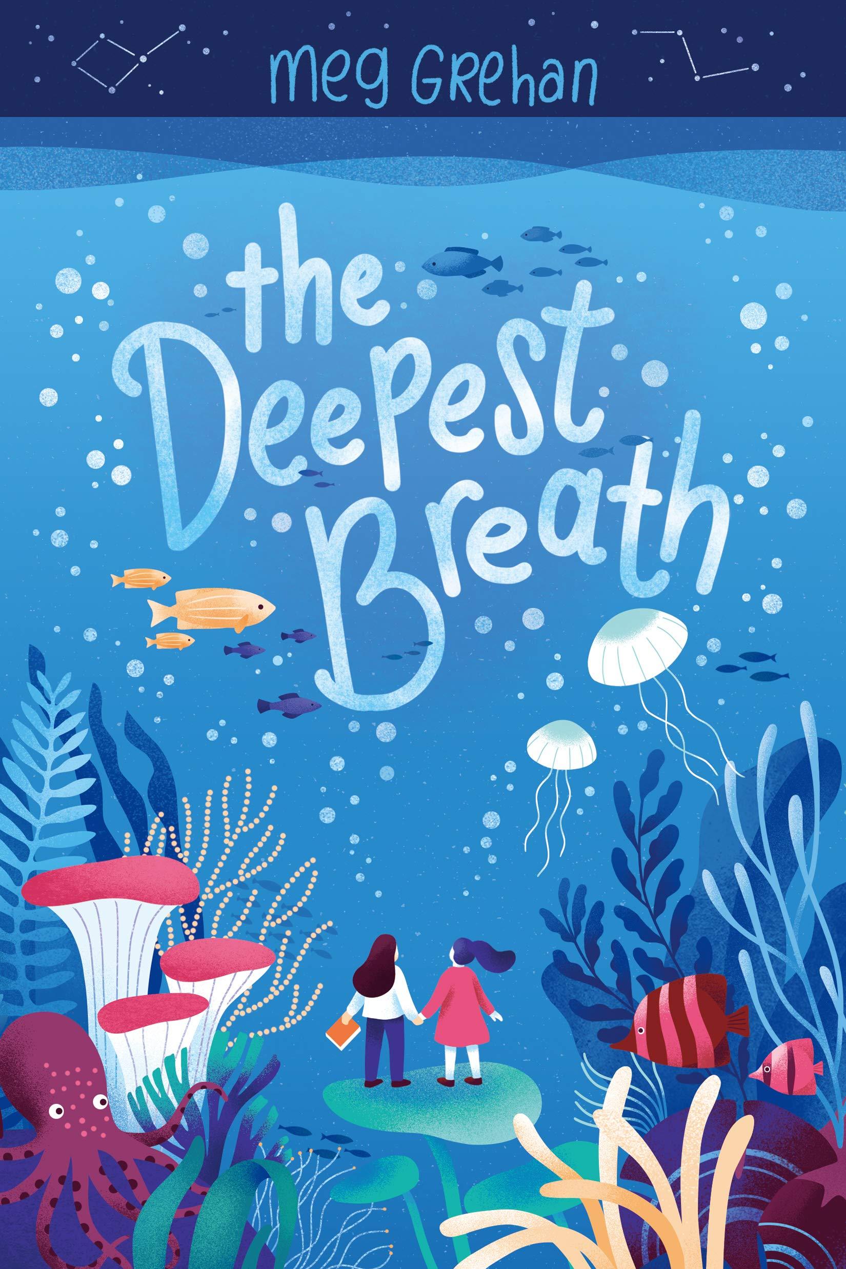 Amazon.com: The Deepest Breath (9780358354758): Grehan, Meg: Books